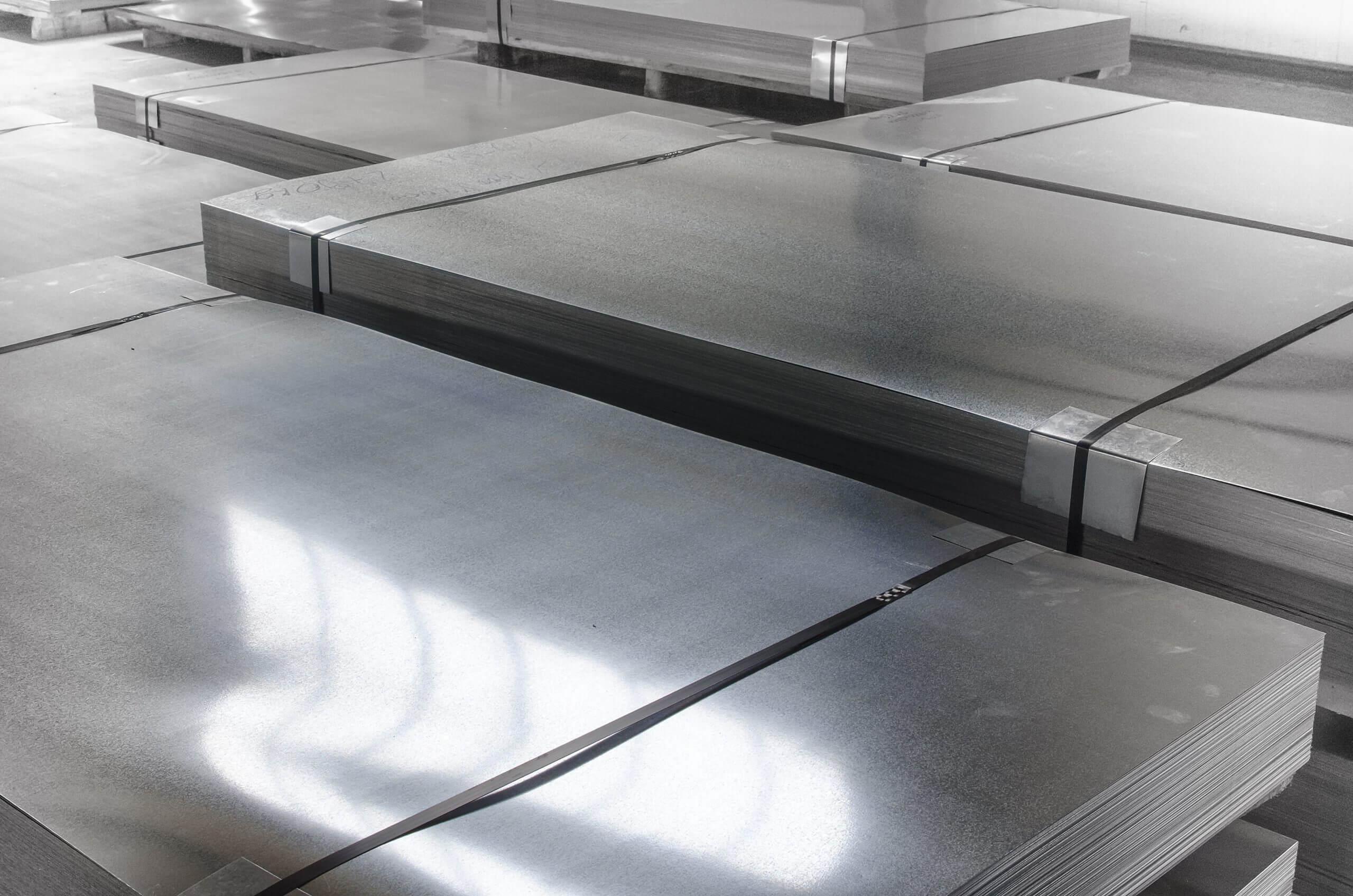 Где применяется сталь листовая оцинкованная